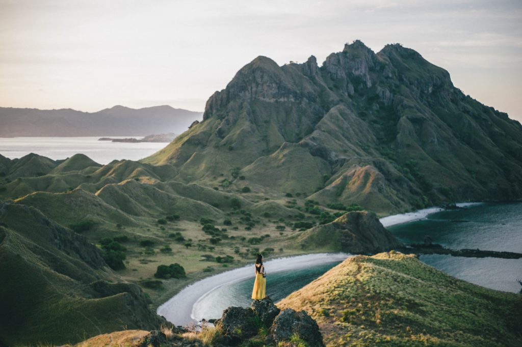 Padar island - the best for sunrise and sunset | Hello Flores