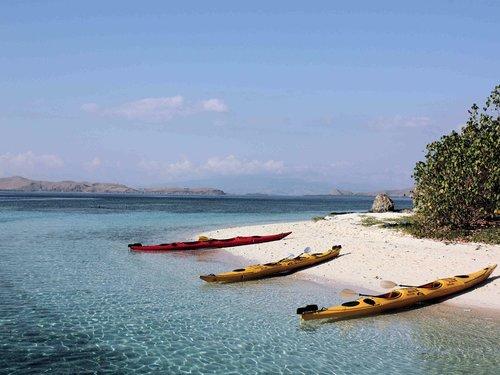 Kayaking Komodo Indonesia | Hello Flores