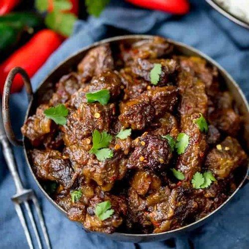 beef rendang - indonesia cuisine | Hello Flores