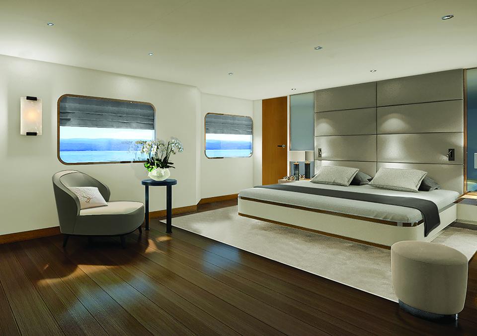 Aqua Blu Liveaboard Amazing Master Bed | Hello Flores
