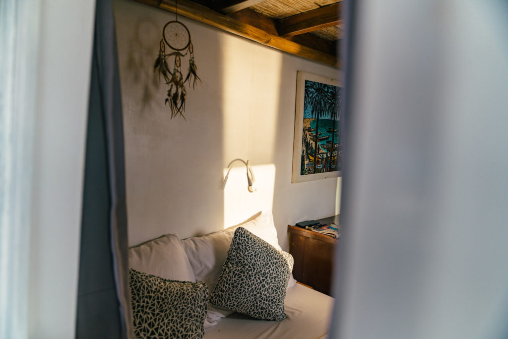 Royal Fortuna Liveaboard Intimate Bed Cabin   Hello Flores