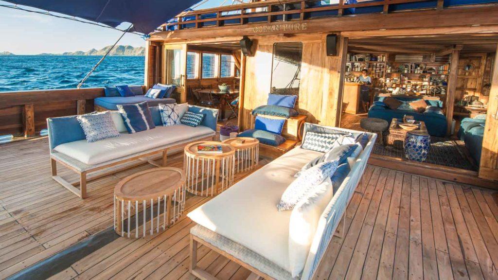 Ocean Pure Liveaboard Tropical Exterior | Hello Flores