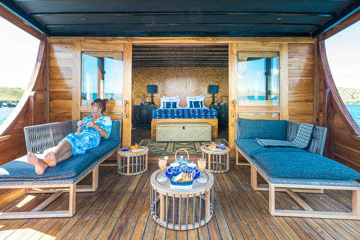 Enjoy your day with Ocean Pure Liveaboard