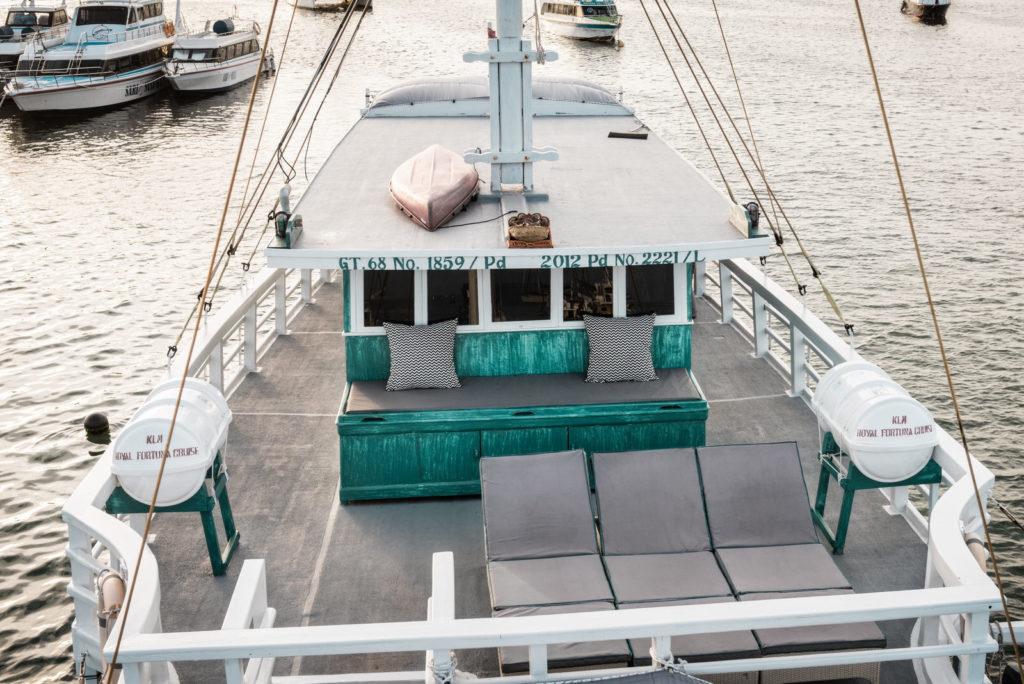 Royal Fortuna Liveaboard Exquisite Boat   Hello Flores