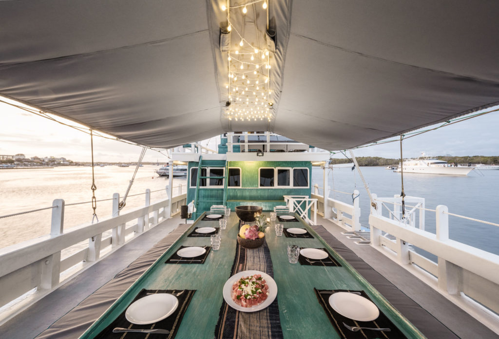 Royal Fortuna Liveaboard Feast Experience   Hello Flores
