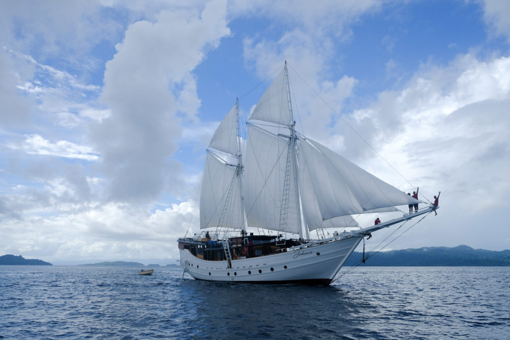 Jakare Liveaboard Sailing to Dazzling Experience | Hello Flores