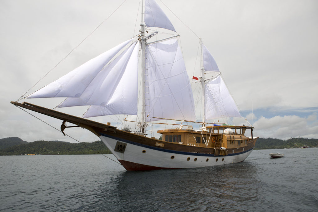 Leyla Liveaboard Excellent Trip Navigator | Hello Flores