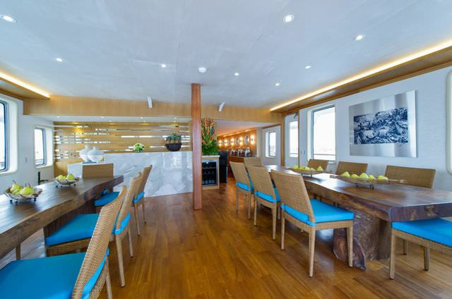 Salila Liveaboard Amazing Lounge Deck | Hello Flores