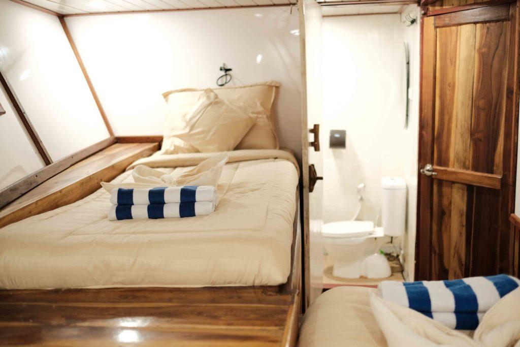 Cabin in SInar Pagi with private bathroom | Hello Flores