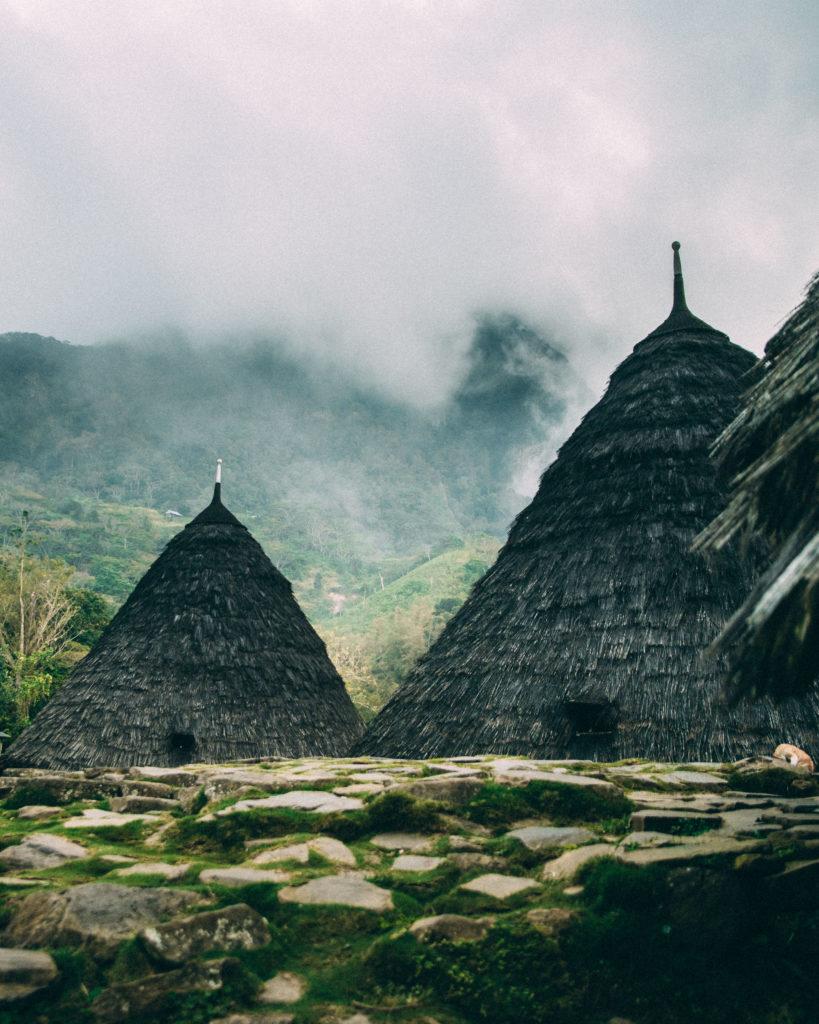 Waerebo: A Village Above the Cloud | Hello Flores