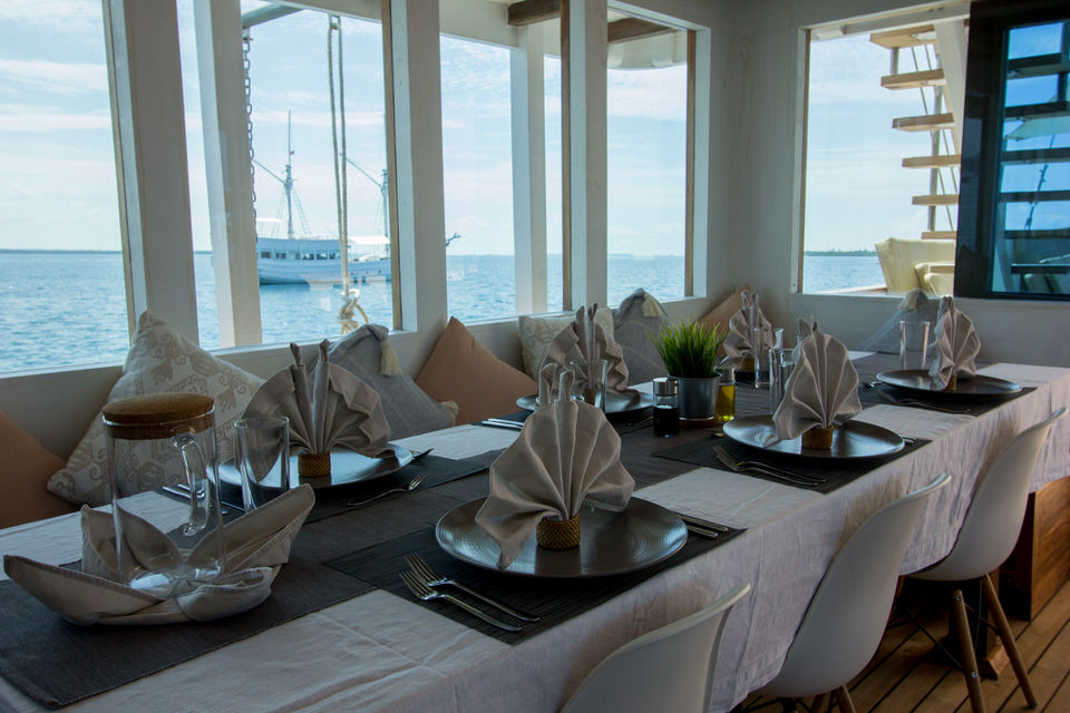 Fenides Liveaboard Luxury Feast | Hello Flores