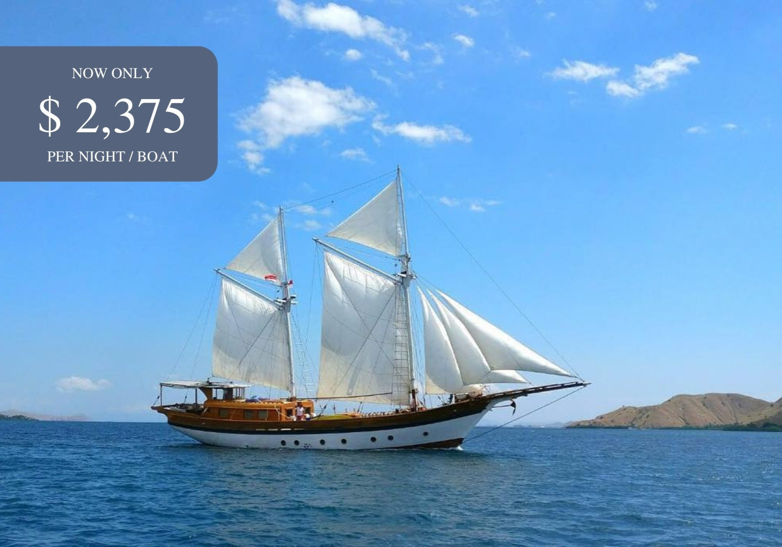 Mantra Liveaboard | Special Rate | Hello Flores
