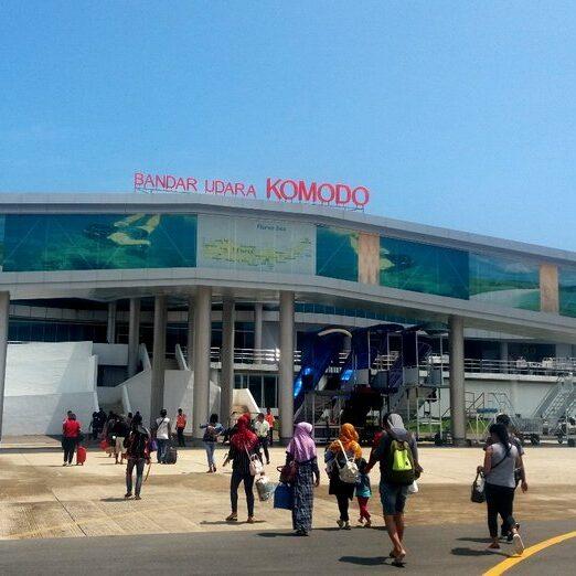 Bandara Komodo | Hello Flores