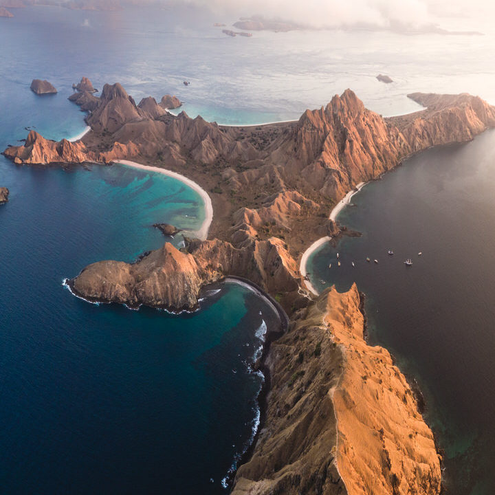 Stunning Padar Island in Sunrise | Hello Flores